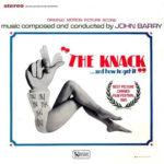 Quartet reedita The Knack, de Barry