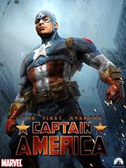 Silvestri con Capitán America