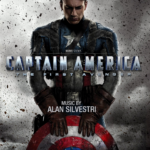 Carátula BSO Captain America The First Avenger - Alan Silvestri