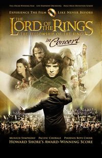 The Lord of the Rings Symphony – Live Concert Recording