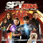 Lakeshore Records edita Spy Kids 4