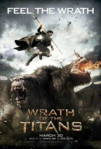 Póster Wrath of the Titans