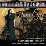 Jane Eyre de Herrmann en Naxos