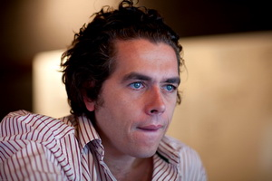 Exclusive interview with… LORNE BALFE