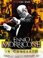 Concierto de Ennio Morricone en Venecia CD+DVD