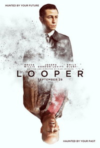Nathan Johnson (Looper) en el TIFF