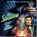 The Shadow Knows… y Wolfen Rejected Score (Intrada)