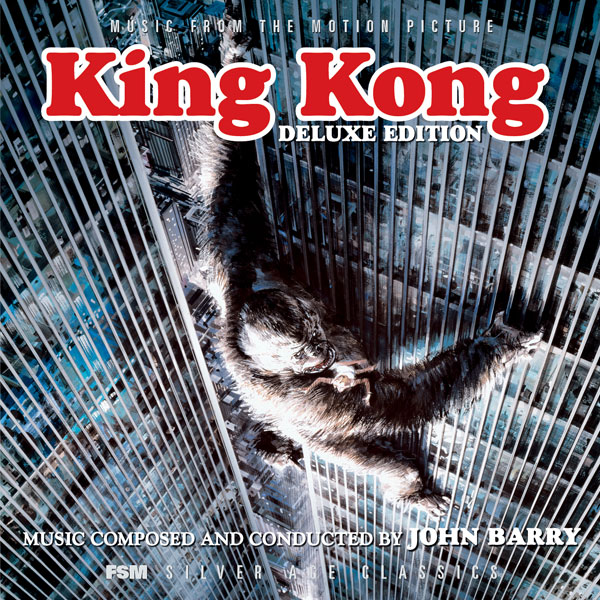 ¡¡¡King Kong: Deluxe Edition 2CD (FSM)!!!