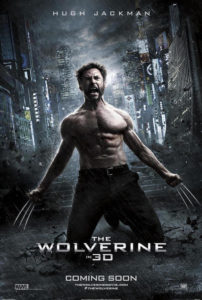 Póster The Wolverine