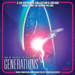 Star trek Generations – Doble CD en GNP