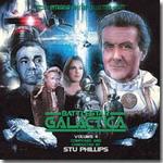 Battlestar Galactica y Condorman en Intrada