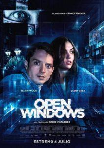 Póster Open Windows