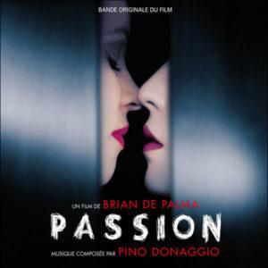Carátula BSO Passion - Pino Donaggio