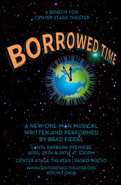 Brad Fiedel en Concierto: Borrowed Time