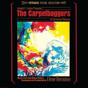 The Carpetbaggers, de Elmer Bernstein, en Intrada