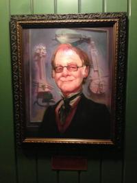 Danny Elfman en Hong Kong Disneyland