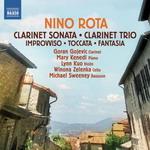 Naxos edita varios trabajos de concierto de Nino Rota