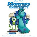 Monsters University de Randy Newman (Walt Disney)
