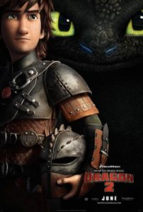 Póster How to Train Your Dragon 2