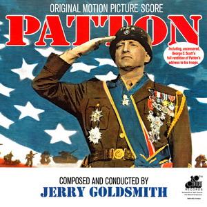 Carátula BSO Patton - Jerry Goldsmith
