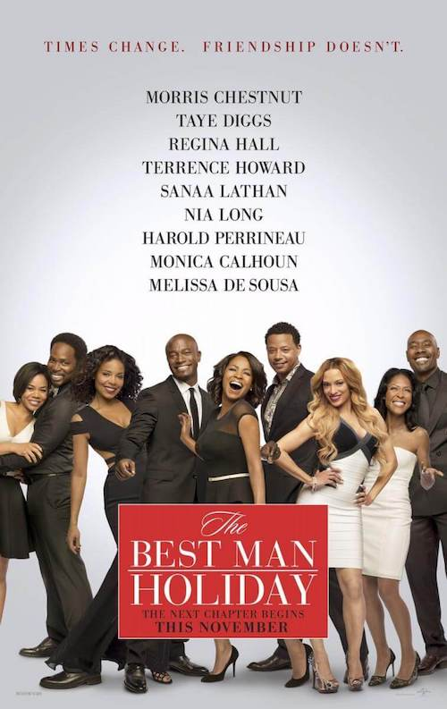 Asignaciones: Stanley Clarke en The Best Man Holiday