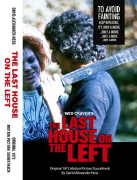 The Last House on the Left (1972), editada por One Way Static