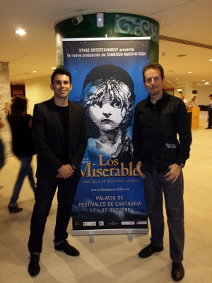 Los Miserables – El Musical – Gira 2013-2014