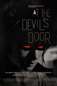 Póster At the Devil's Door
