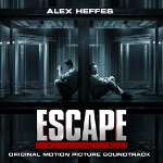 Escape Plan, de Alex Heffes, editado por Universal UK