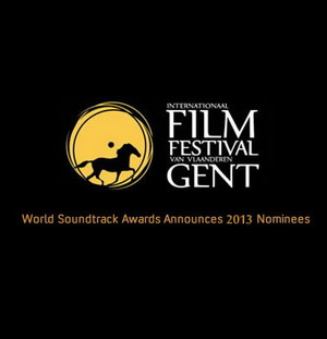 Ganadores de los World Soundtrack Awards 2013