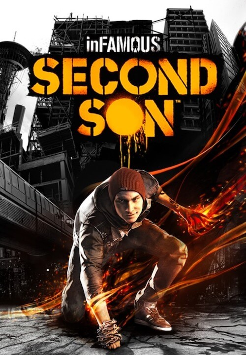 Nathan Johnson para el VG InFamous: Second Son