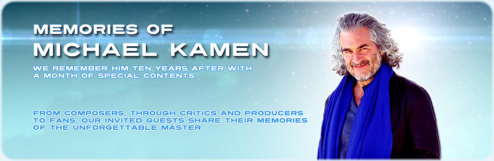 Memories of Michael Kamen