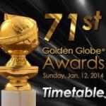 Nominados Globos de Oro 2013