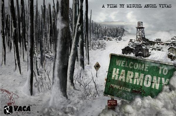 Sergio Moure en Welcome to Harmony