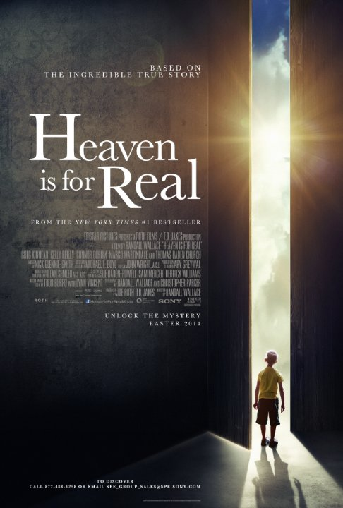 Asignaciones: Heaven is For Real para Nick Glennie-Smith