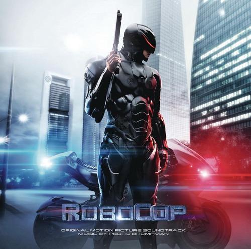 Sony Classical editará el nuevo Robocop
