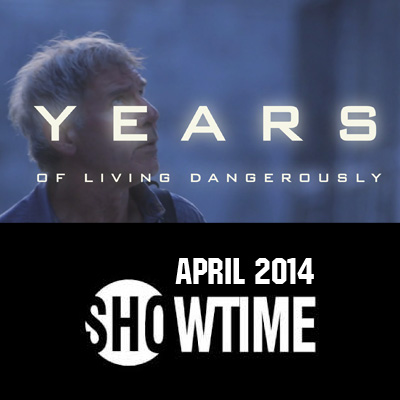 Thomas Newman & Richard Marvin:Years of Living Dangerously