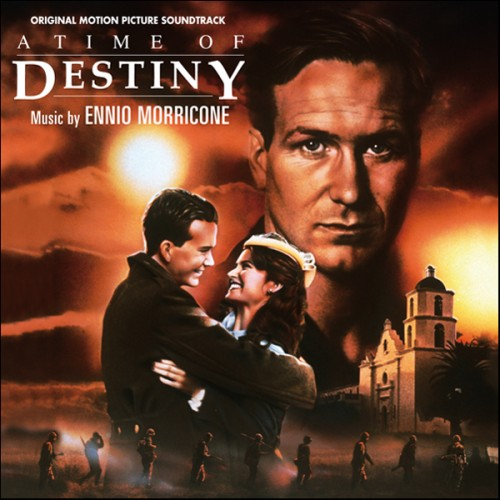 A Time of Destiny (Ennio Morricone) y Delirious (Cliff Eidelman) en Quartet Records
