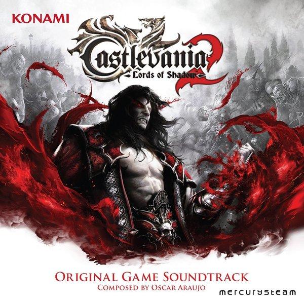Sumthing Else Music & Konami editarán Castlevania: Lords of Shadow 2, de Oscar Araujo