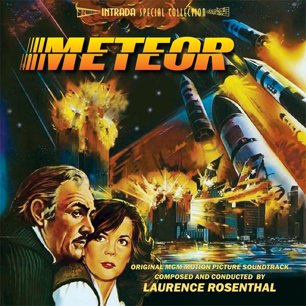 Intrada rescata Meteor de Laurence Rosenthal