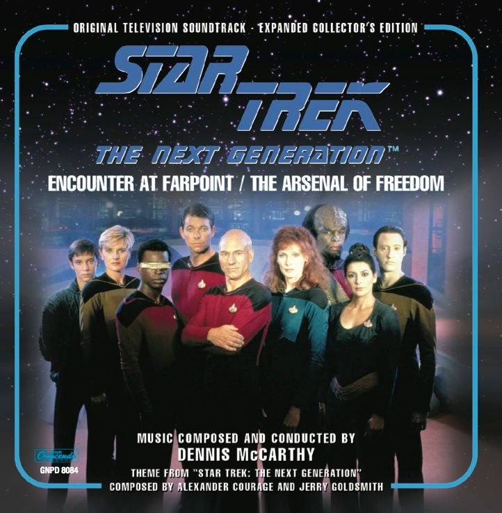 Expanded Collector's Edition de Star Trek: The Next Generation – Encounter at Farpoint