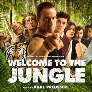 Moviescore & Kronos editan Welcome to the Jungle de Karl Preusser