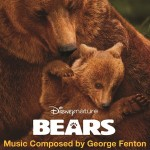 Bears (George Fenton), Detalles del álbum