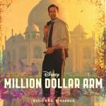 Million Dollar Arm (A. R. Rahman), Detalles del álbum
