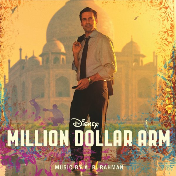 Million Dollar Arm (A. R. Rahman), Detalles del álbum