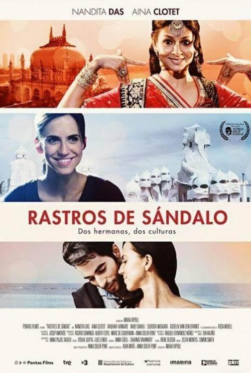 Zeltia Montes en el drama Traces of Sandalwood