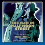 Intrada edita The Man in Half Moon Street de Miklós Rózsa