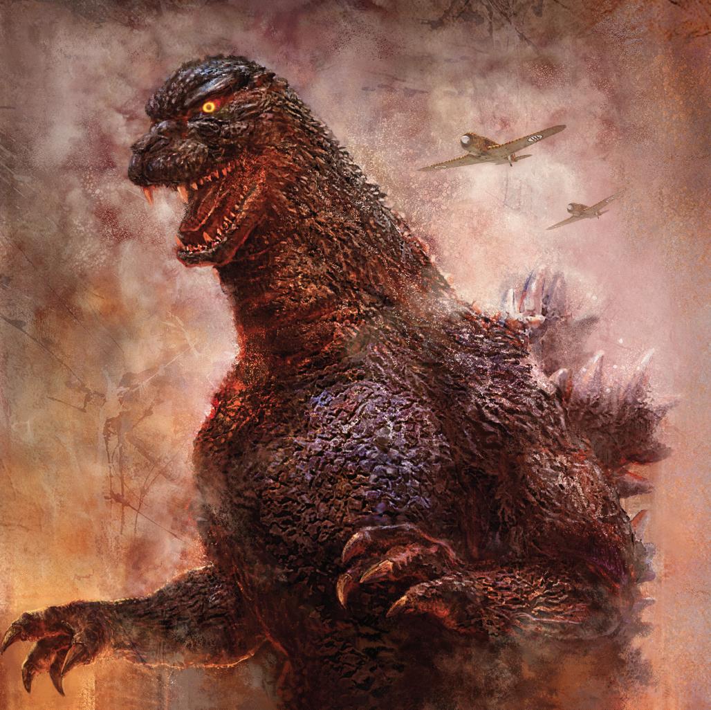 Godzilla (Akira Ifukube), Detalles del LP