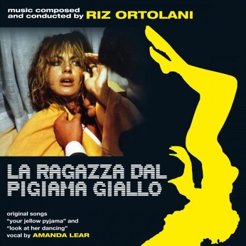 Quartet Records: La Ragazza dal Pigiama Giallo (Riz Ortolani)