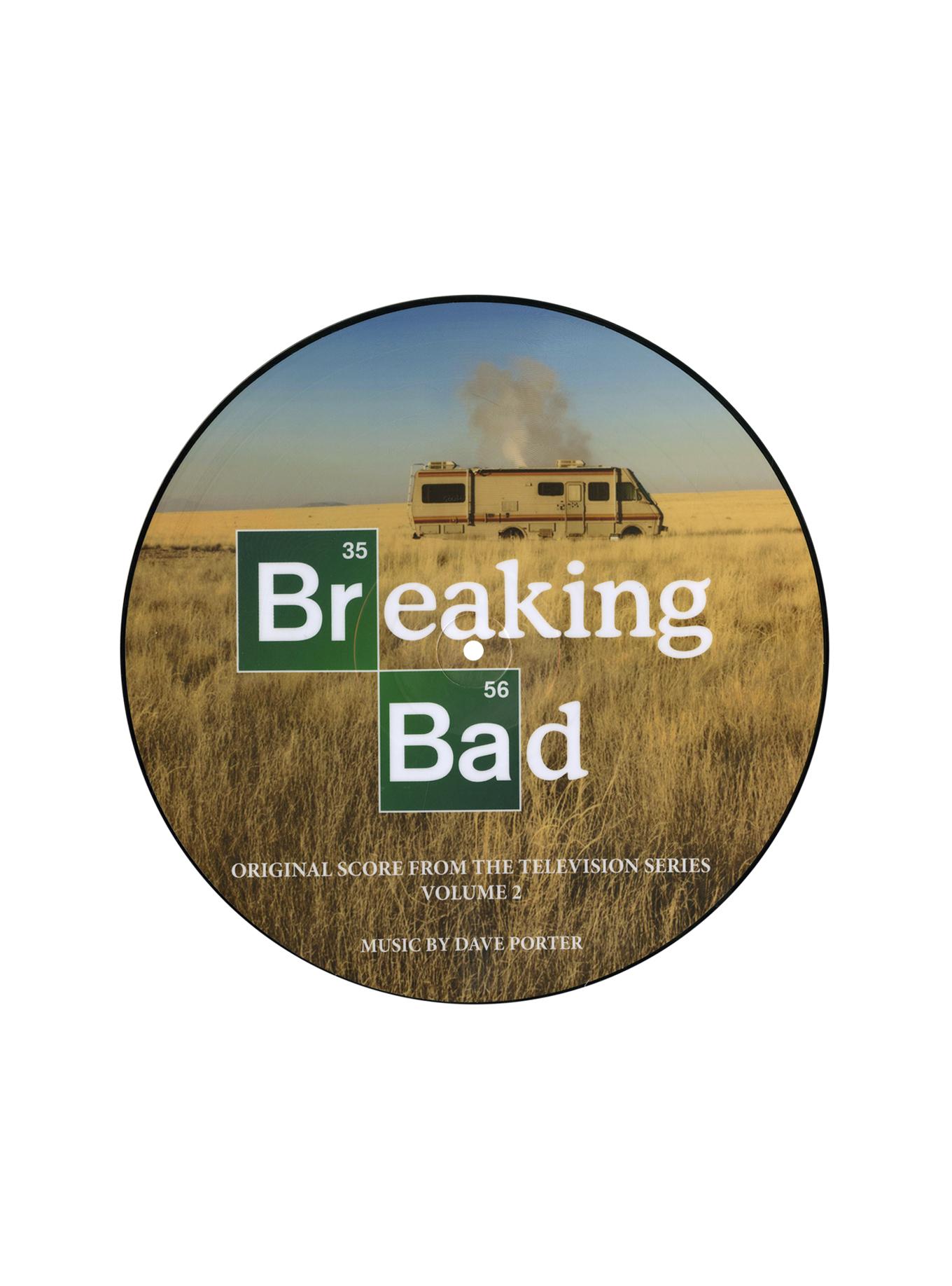 Breaking Bad – Volume 2 (Dave Porter) en LP